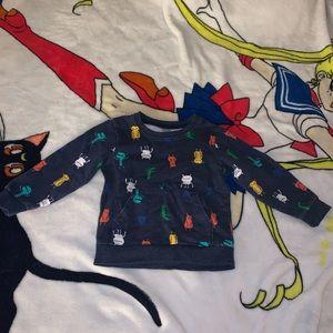 Carters Monster Sweatshirt